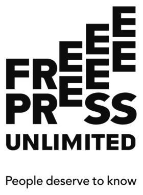 """Afbeelding bij """"Free Press Unlimited"""""""